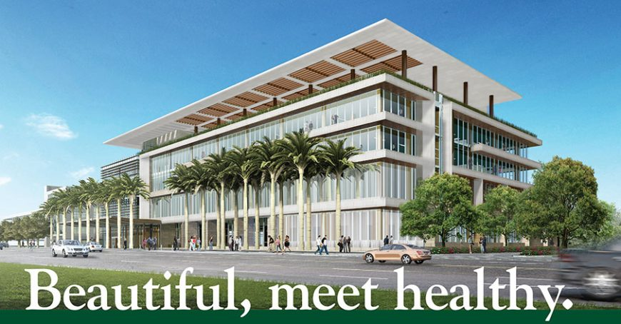 UHealth at Coral Gables Ad