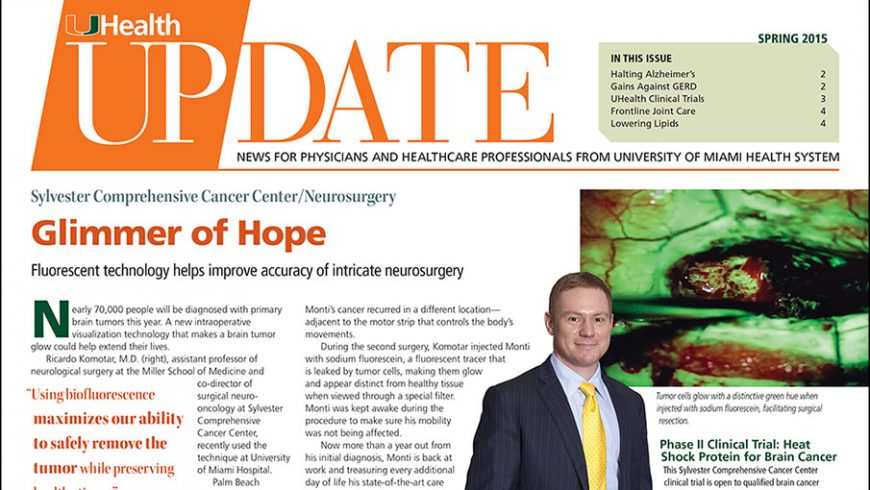 UHealth Physician Newsletter