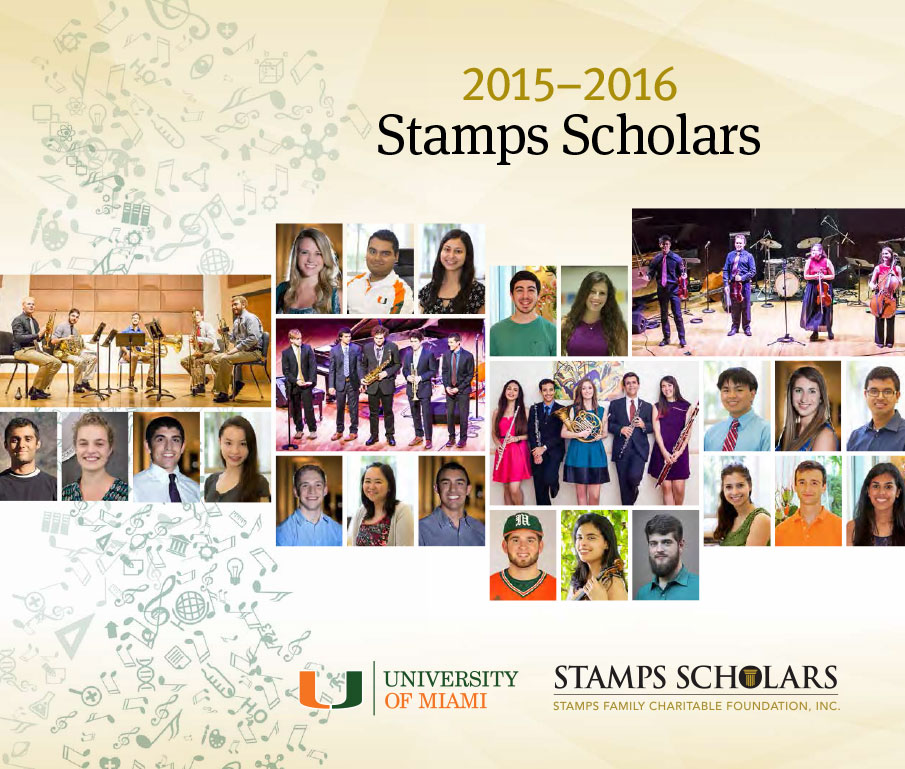 Stamps Scholars Yearbook