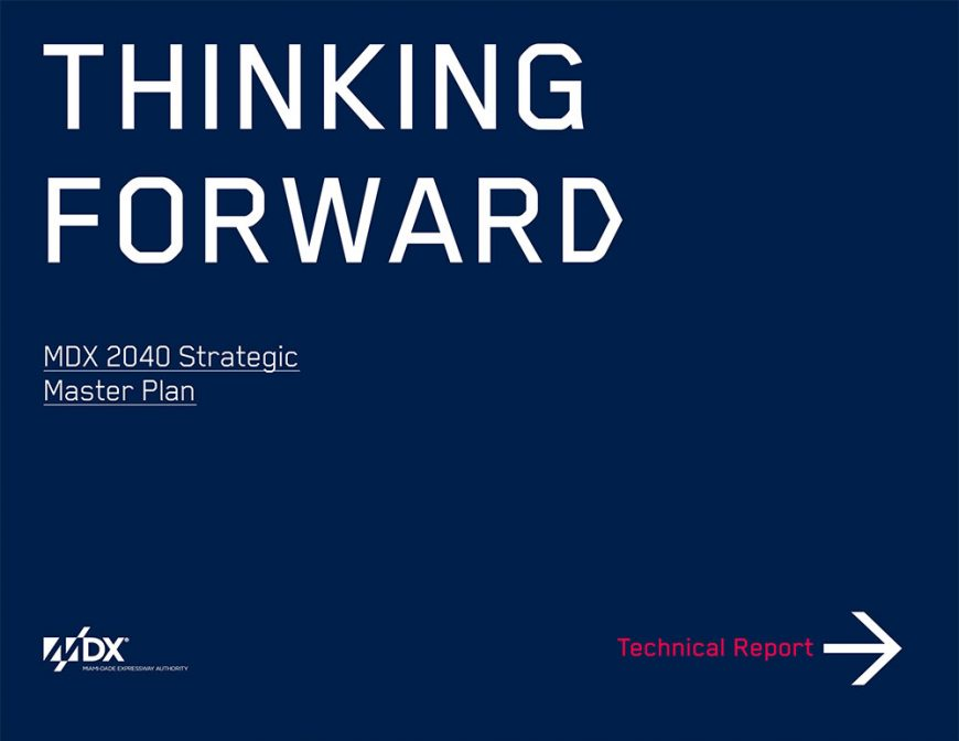 MDX 2040 Strategic Master Plan