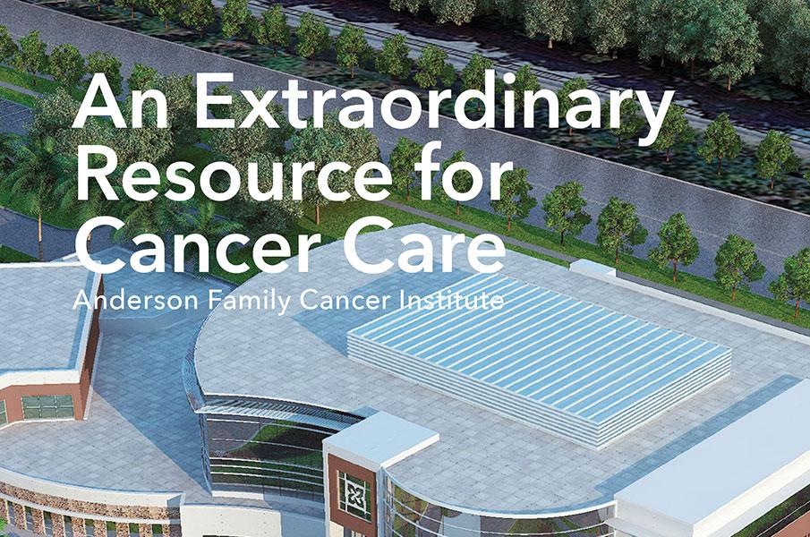 Jupiter Medical Center Cancer Center Brochure
